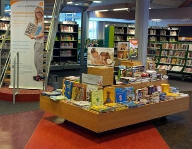 Houten - Model bibliotheek houten ...