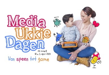 Media Ukkie Dagen Van speen tot game 29 maart t/m 5 april 2019